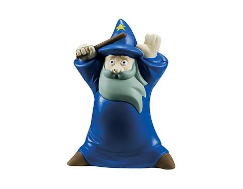 Merlin Wizard Stress Toy