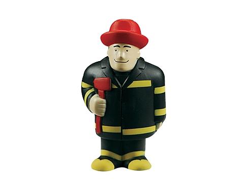 Fireman Stress Toy