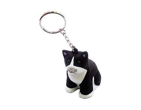 Cat Keyring Stress Toy