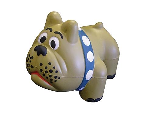 Alfred Bulldog Stress Toy