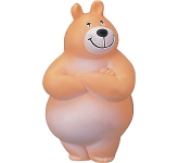 Yogi Bear Stress Toy  by Gopromotional - we get your brand noticed!