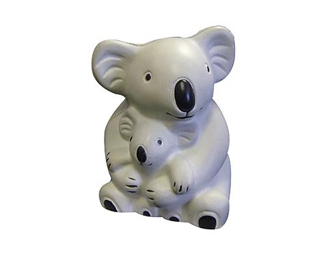 Koala Bear & Baby Stress Toy