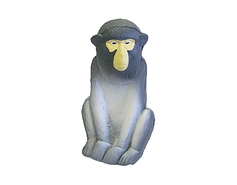 Silverback Monkey Stress Toy