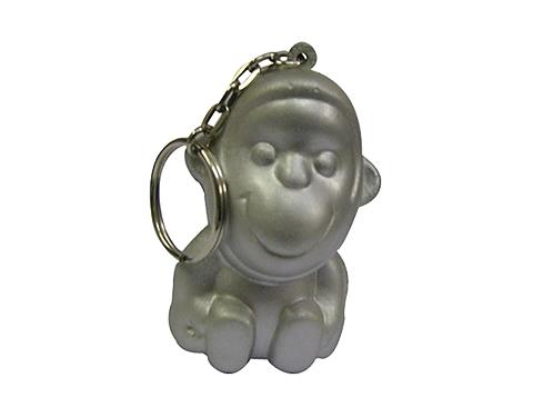 Monkey Keyring Stress Toy