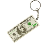 Dollar Keyring Stress Toy