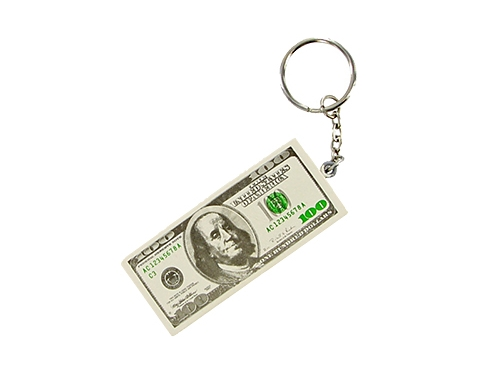 Dollar Keyring Stress Toy