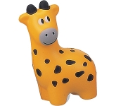 Henry The Giraffe Stress Toy