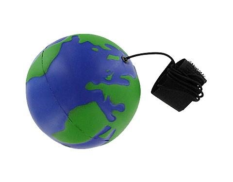Globe Yo Yo Stress Toy
