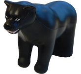Black Panther Stress Toy  by Gopromotional - we get your brand noticed!