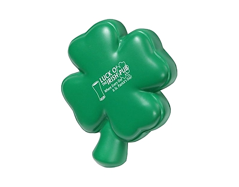 4-Leaf Clover Stress Toy