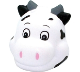 Cute Cow Head Stress Toy