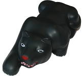 Bagheera Panther Stress Toy  by Gopromotional - we get your brand noticed!