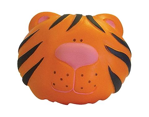 Tiger Head Stress Toy