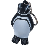 Splash Penguin Keyring Stress Toy
