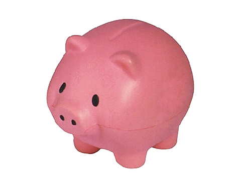 Henry The Pig Stress Toy