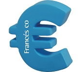 Euro Sign Stress Toy