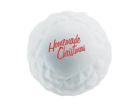 Snowball Stress Ball
