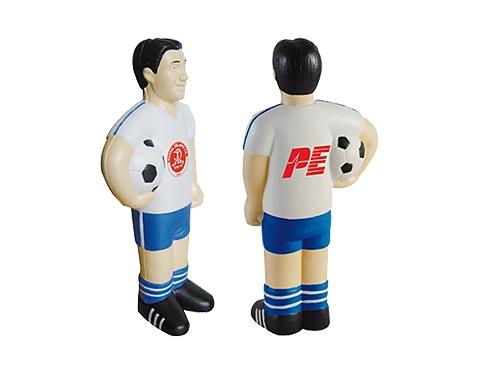 Footballer Stress Toy