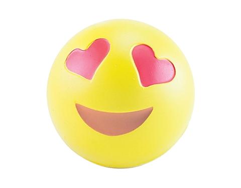 Love Emoji Stress Ball