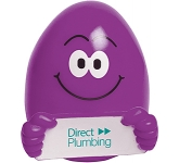 Egg Heads Stress Toy  by Gopromotional - we get your brand noticed!