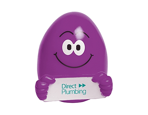 Egg Heads Stress Toy