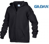 Gildan Heavy Blend Youth Zipped Hoody