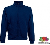 Fruit Of The Loom Premium Full Zip Sweat Jacket  by Gopromotional - we get your brand noticed!