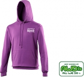 AWDis College Hoody  by Gopromotional - we get your brand noticed!