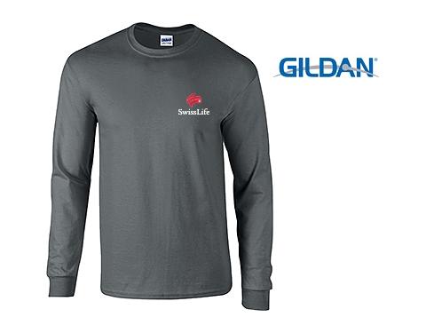 Gildan Ultra Long Sleeved T-Shirts - Coloured