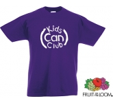 Fruit Of The Loom Value Weight Kids T-Shirts - Coloured
