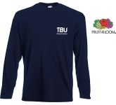 Fruit Of The Loom Long Sleeved Value Weight T-Shirts - Coloured  by Gopromotional - we get your brand noticed!