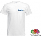 Fruit Of The Loom Original T-Shirts - White  by Gopromotional - we get your brand noticed!