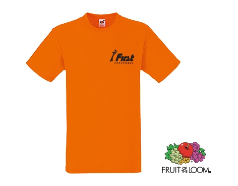 Fruit Of The Loom Heavy T-Shirts - Coloured