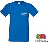 Fruit Of The Loom Sofspun T-Shirts - Coloured  by Gopromotional - we get your brand noticed!