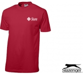 Slazenger Ace T-Shirts - Coloured  by Gopromotional - we get your brand noticed!