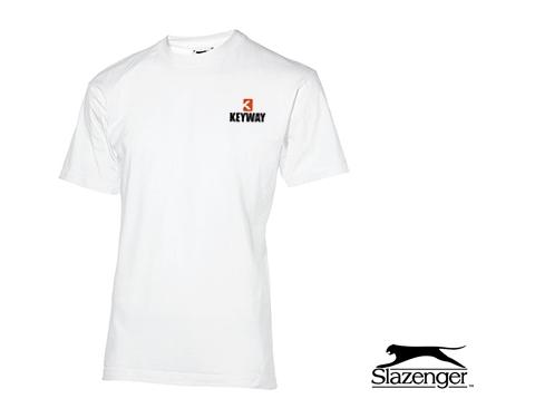 Slazenger Ace Return T-Shirts - White