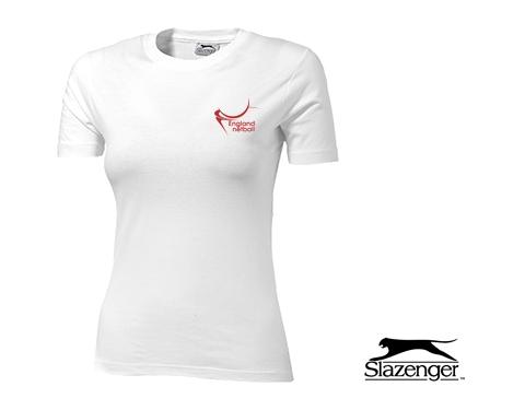Slazenger Ace Women's T-Shirts - White