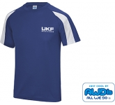 AWDis Contrast Performance T-Shirt  by Gopromotional - we get your brand noticed!