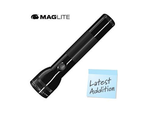 promotional 2d led cell maglite printed with your logo at. Black Bedroom Furniture Sets. Home Design Ideas