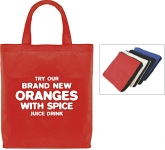 Rockingham Reusable Foldable Shopper  by Gopromotional - we get your brand noticed!