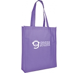 Mapplewell Non-Woven Tote Shopper  by Gopromotional - we get your brand noticed!