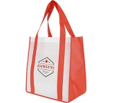Balmoral Non-Woven Shopping Tote  by Gopromotional - we get your brand noticed!