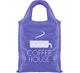 Cheadle Foldaway Shopping Bag  by Gopromotional - we get your brand noticed!