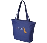 Tampa Bay Beach Tote Bag  by Gopromotional - we get your brand noticed!