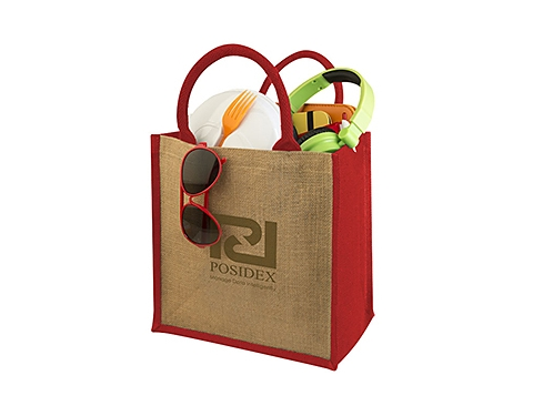 Bombay Natural Cotton Jute Gift Bag
