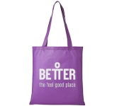 Chatsworth Non-Woven Small Convention Tote Bag  by Gopromotional - we get your brand noticed!