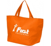 Colossus Non-Woven Tote Shopping Bag  by Gopromotional - we get your brand noticed!