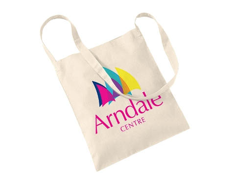 65d0c4afd33b71 Save on Whitby Premium 6oz Natural Cotton Sling Bag Printed With Your Logo  | GoPromotional UK