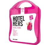 Her Hotel Survival Case