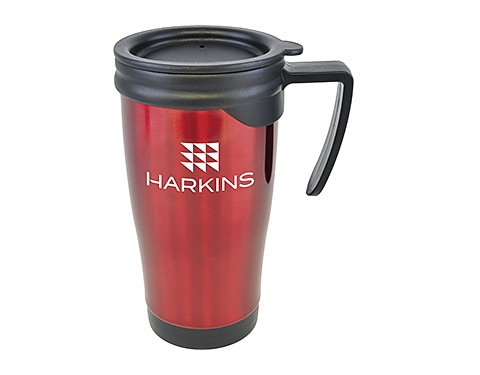 Cambridge 450ml Stainless Steel Travel Mug